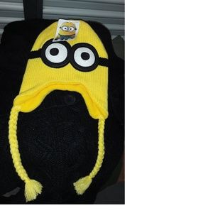 Brand New DESPICABLE ME MINION Hat Beanie Cap